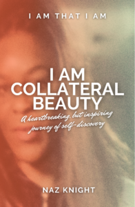 I Am Collateral Beauty Book Cover